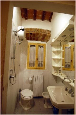 La nicchia appartamento in affitto per vacanze a s gimignano - Nicchie in bagno ...